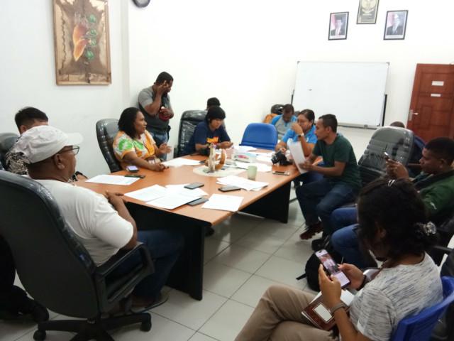 Pemprov Papua Dan Pemkot Jayapura Menempati Zona Hijau Survey Kepatuhan Ombudsman Ombudsman Ri